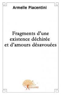 Fragments d'une existence d