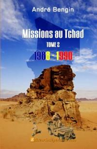 Missions au Tchad, Tome 2, 1988-1990