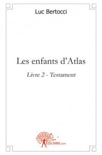 Les enfants d'Atlas - Livre 2