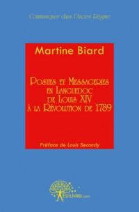 Postes et Messageries en Languedoc