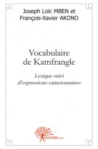Vocabulaire de Kamfrangle