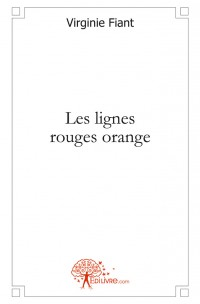 Les lignes rouges orange