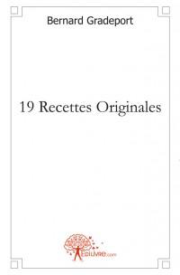 19 Recettes Originales