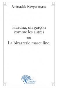 Haruna, un garçon comme les autres ou La bizarrerie masculine.