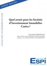 Quel avenir pour les Sociétés d'Investissement Immobilier Cotées ?