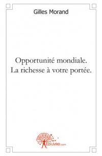 Opportunité mondiale. La richesse à votre portée