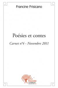Poésies et contes
