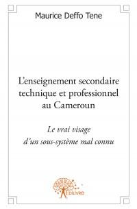 L'enseignement secondaire technique et professionnel au Cameroun