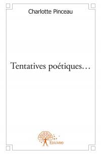 Tentatives poétiques...