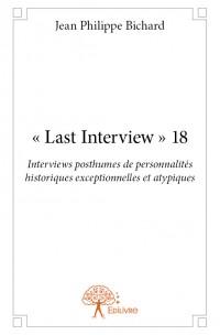 « Last Interview » 18