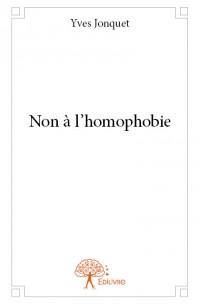 Non à l'homophobie