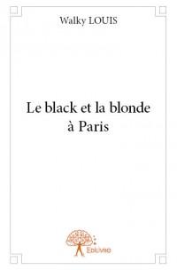 Le black et la blonde à Paris