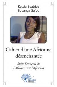 Cahier d'une Africaine désenchantée