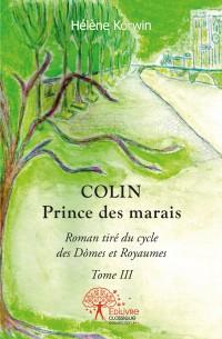 Colin Prince des marais