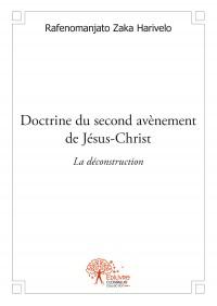 Doctrine du second avènement de Jésus-Christ