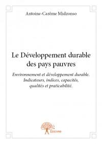 Le Développement durable des pays pauvres