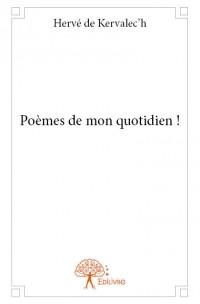 Poèmes de mon quotidien !