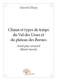 Climat et types de temps du Val  des Usses et du plateau des Bornes