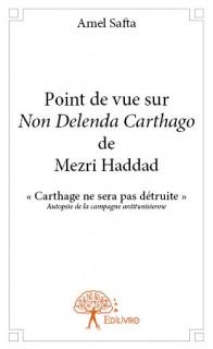 Point de vue sur <i>Non Delenda Carthago<i> de Mezri Haddad