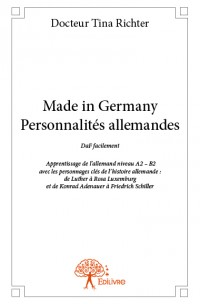 Made in Germany Personnalités allemandes