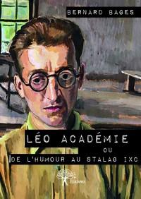 Léo Académie ou de l'humour au stalag IX C