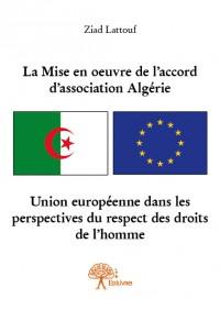 La Mise en oeuvre de l'accord d'association Algérie - Union européenne dans les perspectives du respect des droits de l'homme