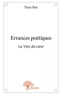 Errances poétiques
