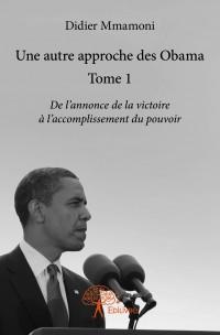 Une autre approche des Obama Tome 1