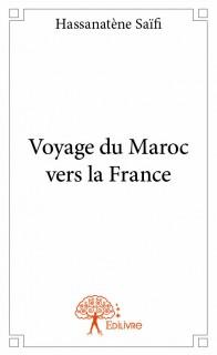 Voyage du Maroc vers la France