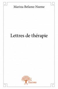 Lettres de thérapie