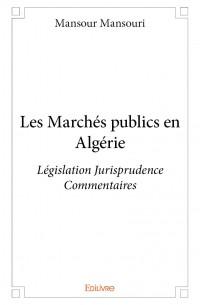 Les Marchés publics en Algérie