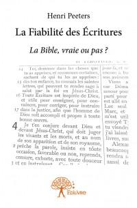 La Fiabilité des Écritures
