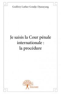 Je saisis la Cour pénale internationale : la procédure