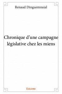 Chronique d'une campagne législative chez les miens