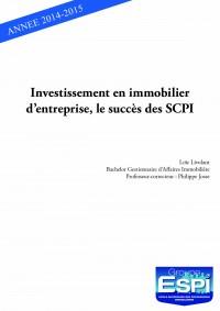 Investissement en immobilier d'entreprise, le succès des SCPI