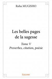 Les belles pages de la sagesse <i>Tome V</i>