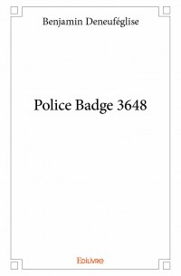 Police Badge 3648