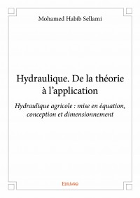 Hydraulique. De la théorie à l'application