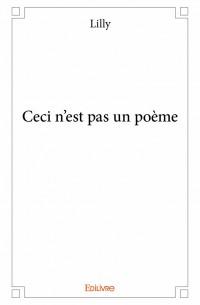 Ceci n'est pas un poème