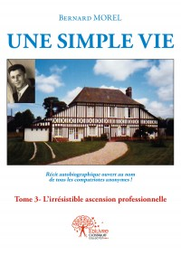 Une simple vie Tome 3