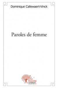 Paroles de femme
