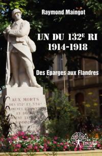 Un du 132ième RI 1914-1918