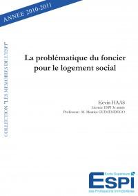 La problématique du foncier pour le logement social