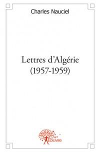 Lettres d'Algérie (1957-1959)