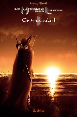 Couverture Le Monde des Lunes - Crépuscule I - E-book Edilivre