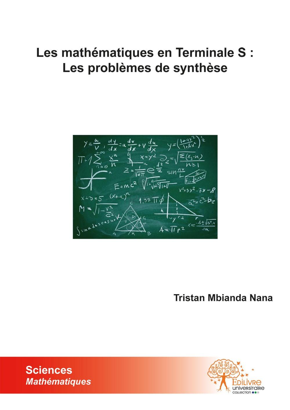problème ouvert terminale s Terminale Mathématiques
